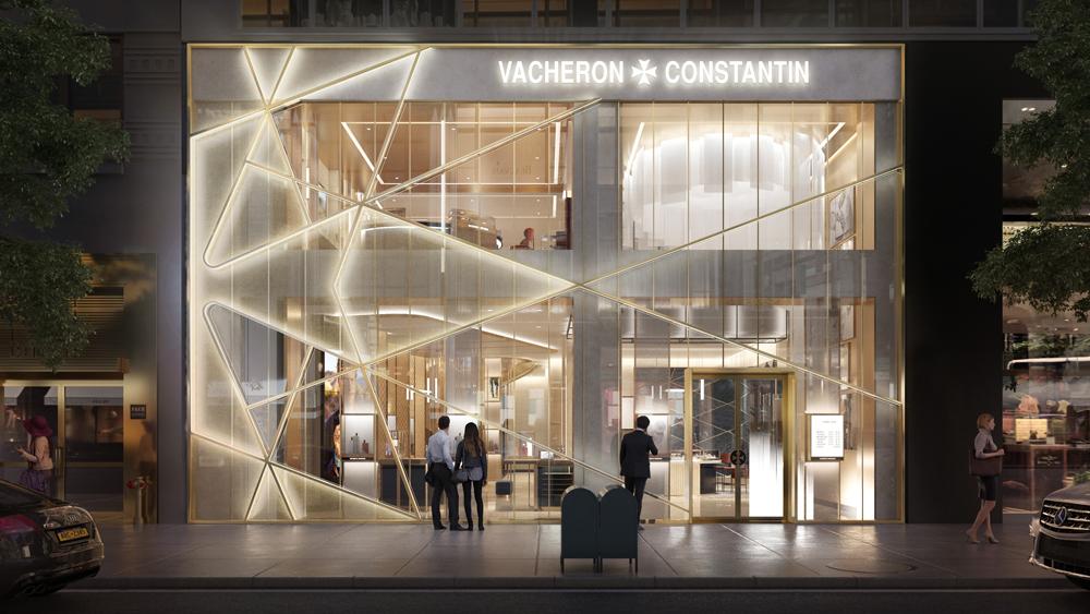 Vacheron Constantin's New Fifth Avenue Flagship