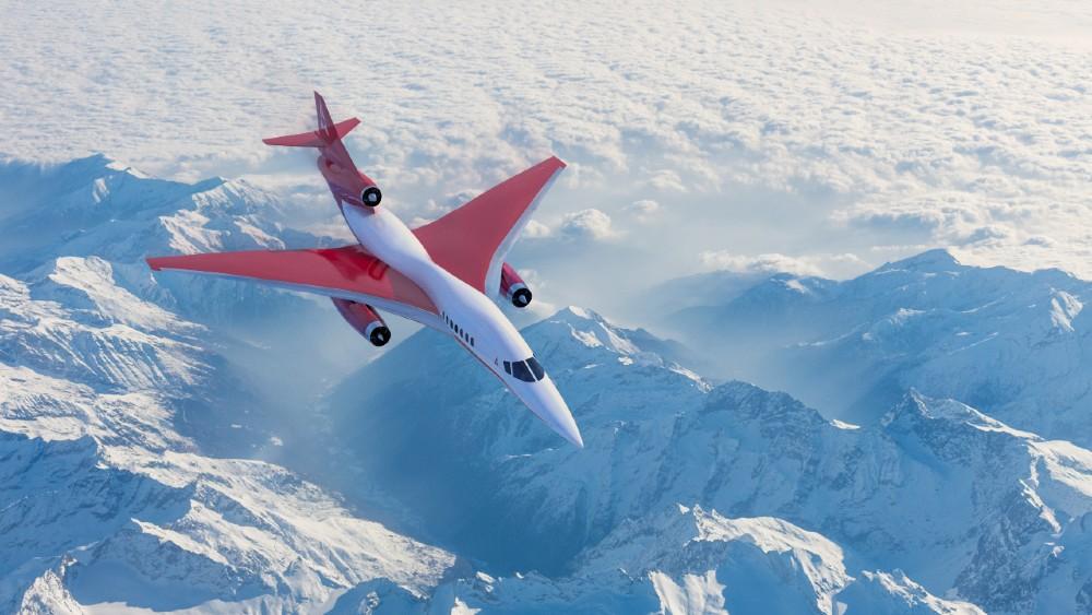 Supersonic Jet Maker Announces Surprise Shutdown