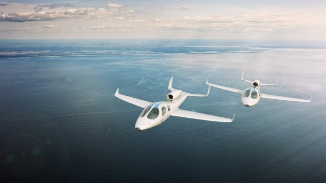 The Flaris LAR-01 claims to be the fastest single-engine very light jet in the world