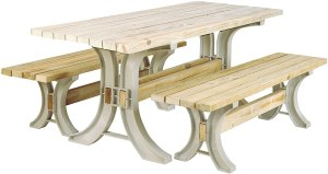 2x4basics Custom Picnic Table Kit