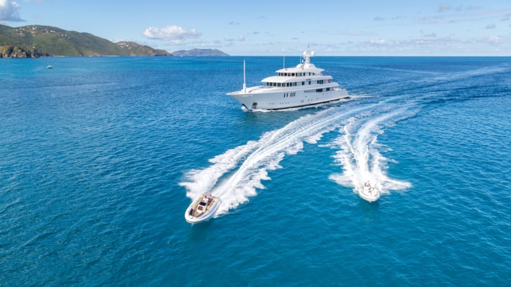 Superyacht charters are in high demand but Covid is creating uncertainty about destinations