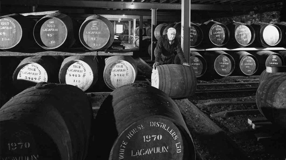 Lagavulin Barrels