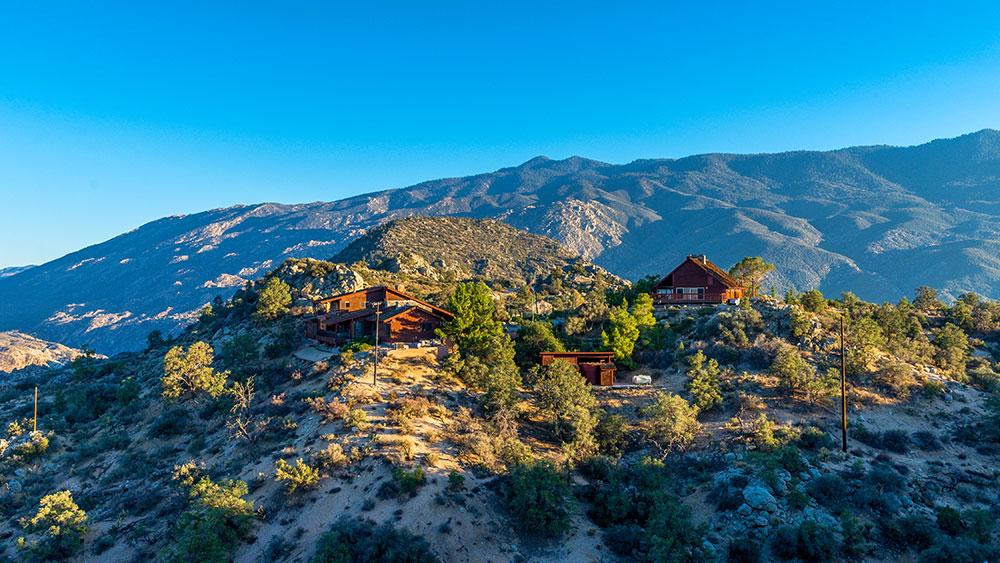 California, Real Estate, Frank Sinatra