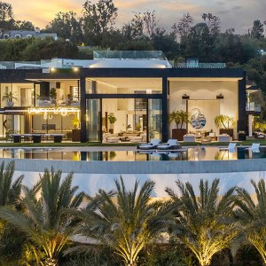 Palazzo di Vista, California, Bel Air, Real Estate, Home, NFT