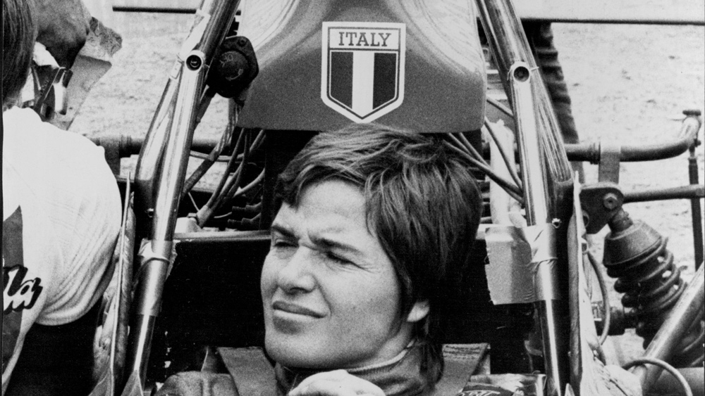 Maria Grazia Lombardi finished sixth in the 1975 Spanish Grand Prix, the only woman to score a point in Formula 1.