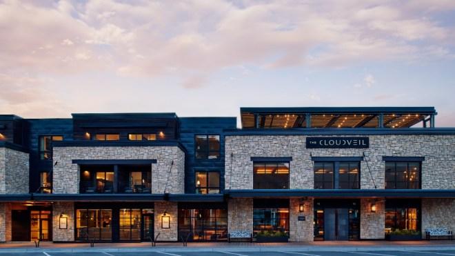 Th Cloudveil Jackson Hole hotel