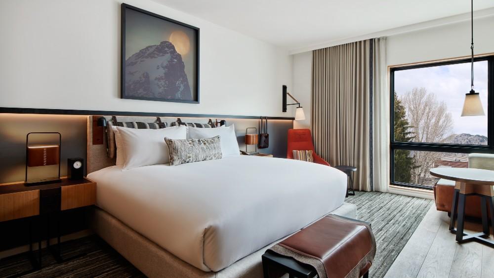 The Cloudveil hotel Jackson Hole