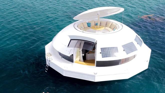 Anthenea Floating Condo