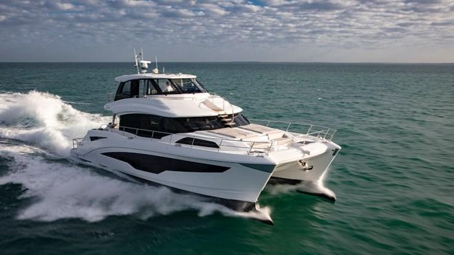 Aquila 70 Yacht