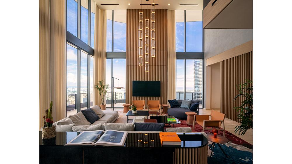 Inside a $9.4 Million Penthouse at Miami's Brickell Flatiron – Robb Report