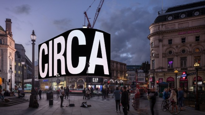 Piccadilly Lights London