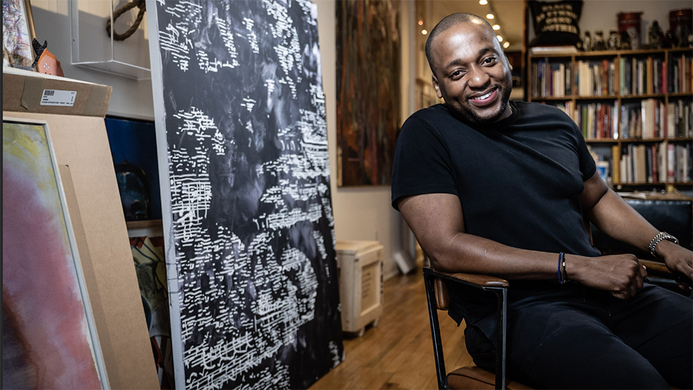 How Gardy St. Fleur Became the NBA's Most In-Demand Art Advisor