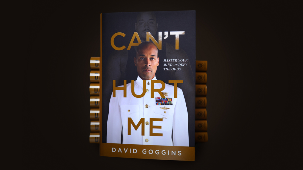 Book - Can't Hurt Me