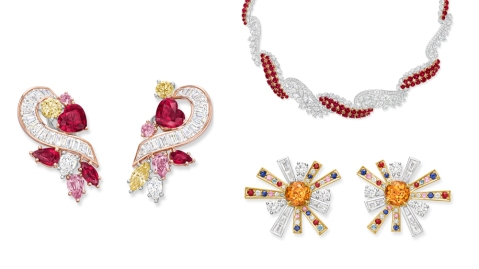 Harry Winston Love Collection