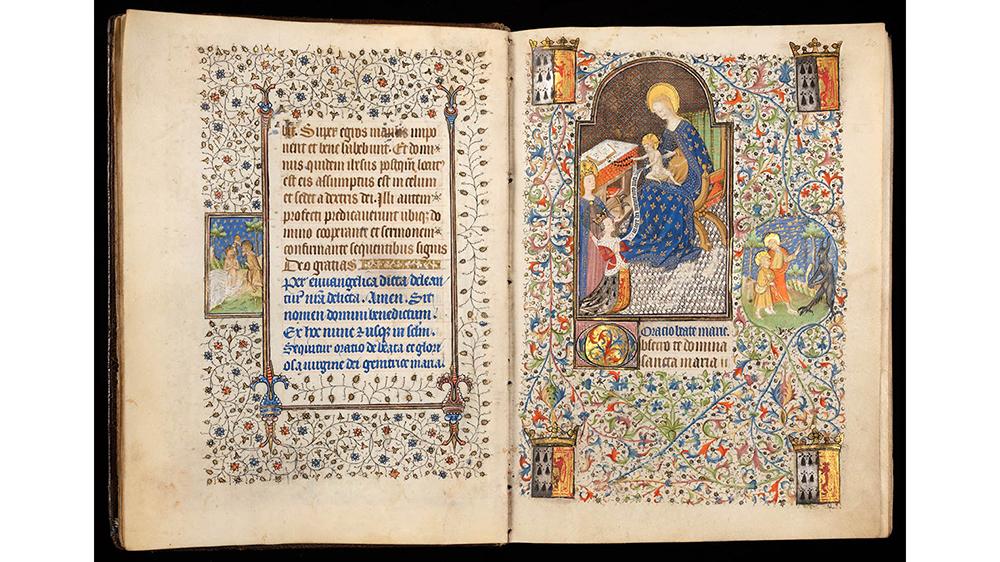 Illuminated Manuscript Syndication