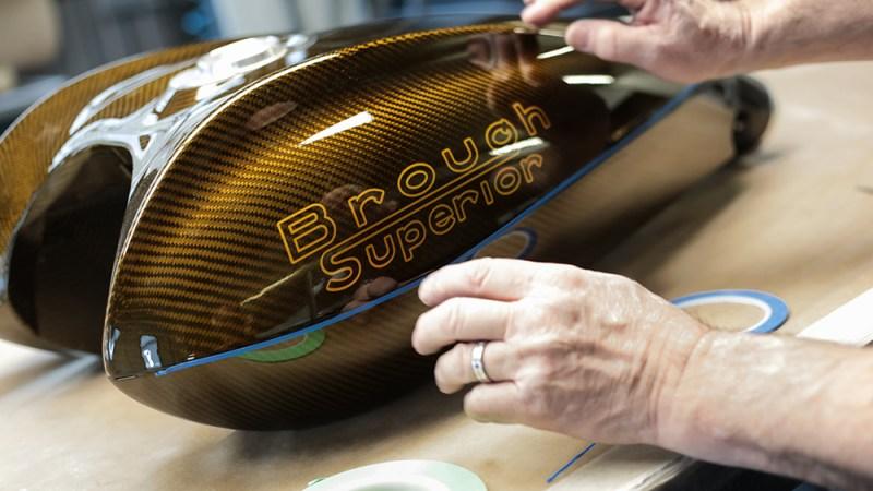 GAW: Brough Superior