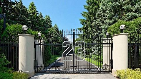 Michael Jordan's Highland Park, Illinois Estate