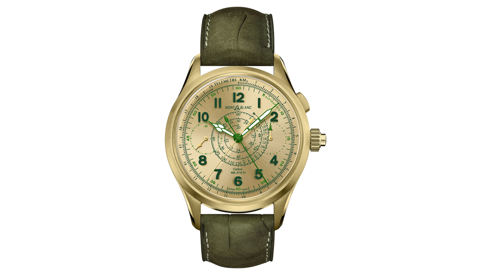 Montblanc 1858 Split-Second Chronograph
