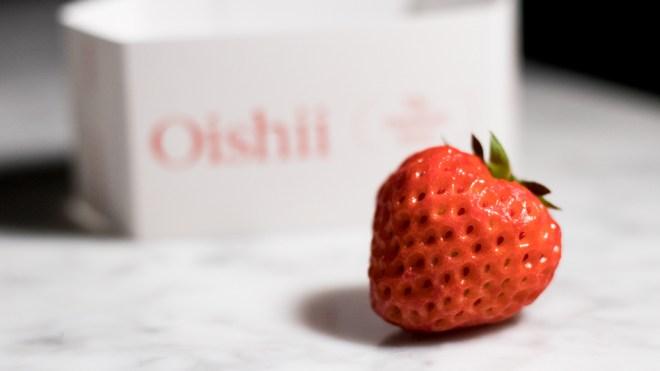 Oishii Omakase Berry