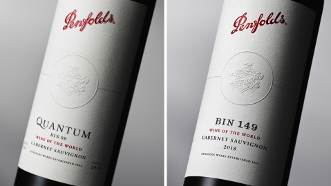 Penfolds Quantun and Bin 149