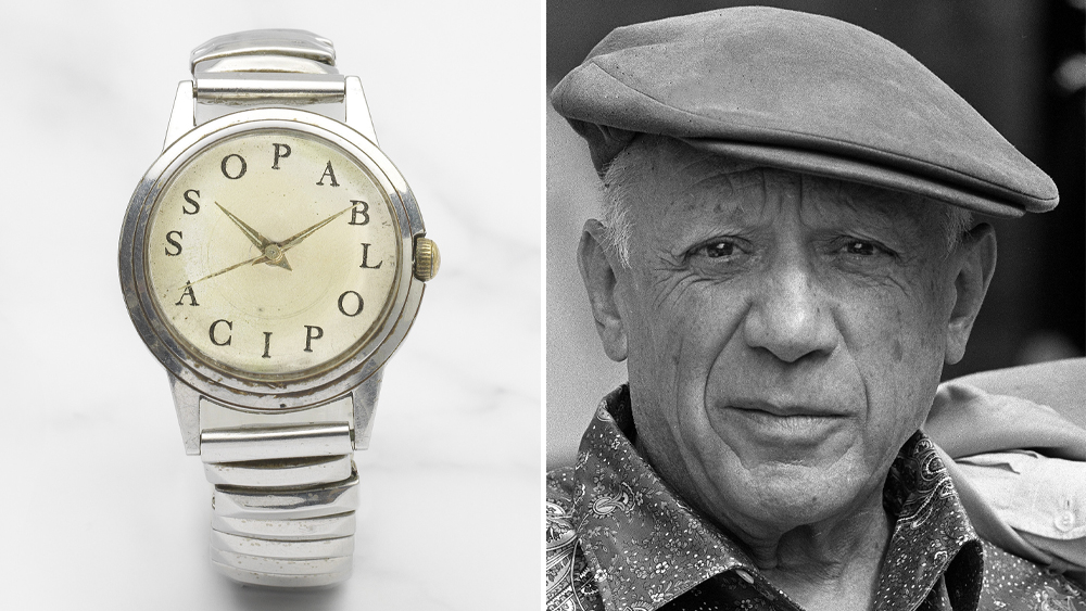 Picasso Watch