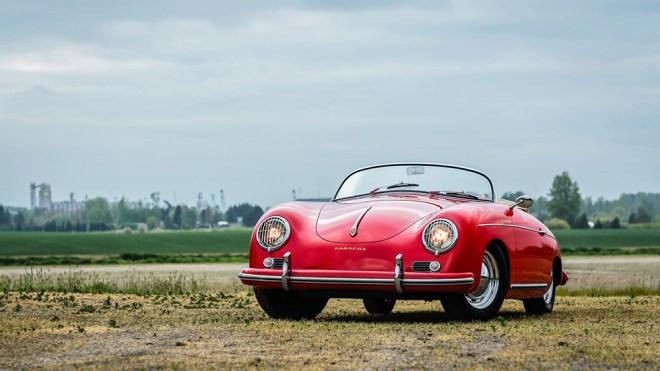 Porsche 1956 356 Speedster