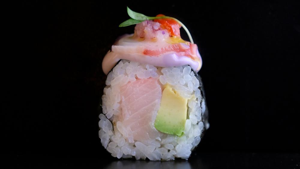 nikkei sushi maki roll