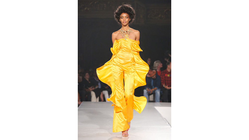 Pyer Moss for Paris Couture