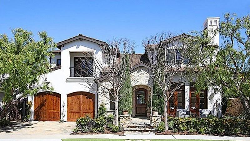 Rob Pelinka's Newport Beach, California Home