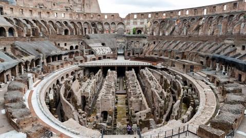 Colosseum Upgrade
