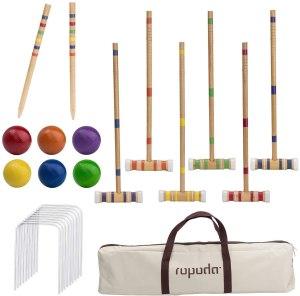 Ropoda Croquet Set