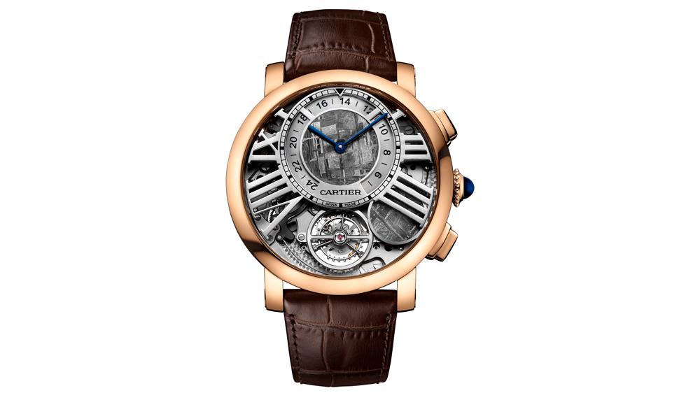 Cartier Rotonde de Cartier Earth and Moon Watch