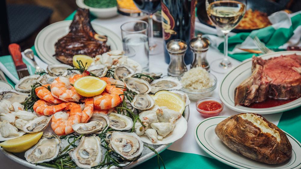 smith and wollensky shellfish platter