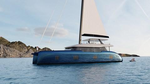 Sunreef 100 Sail Catamaran