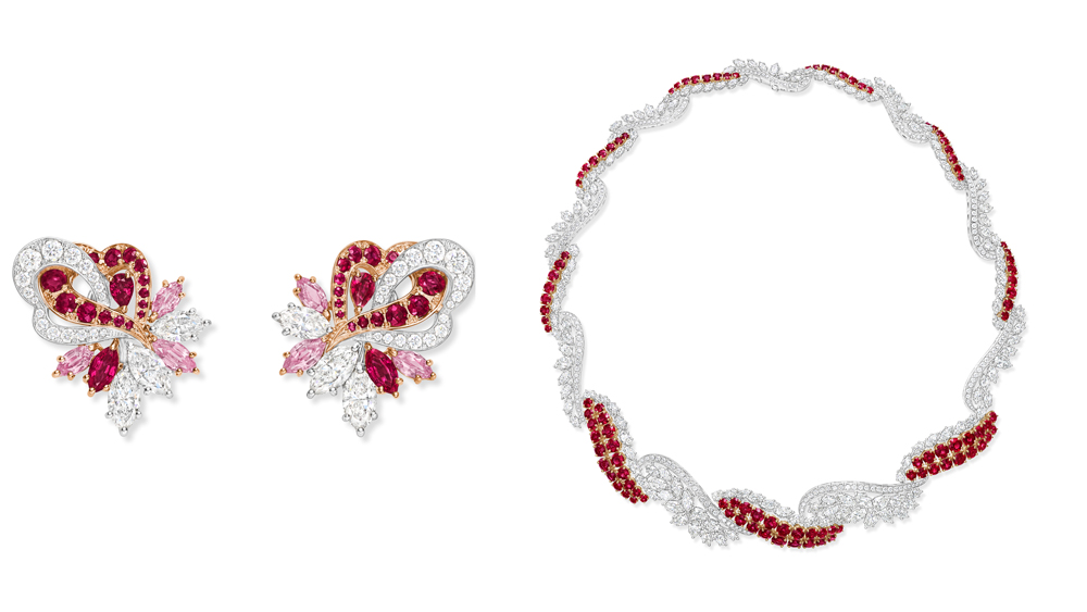 Harry Winston Eternal Collection