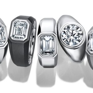 Tiffany & Co. Men's Engagement Rings
