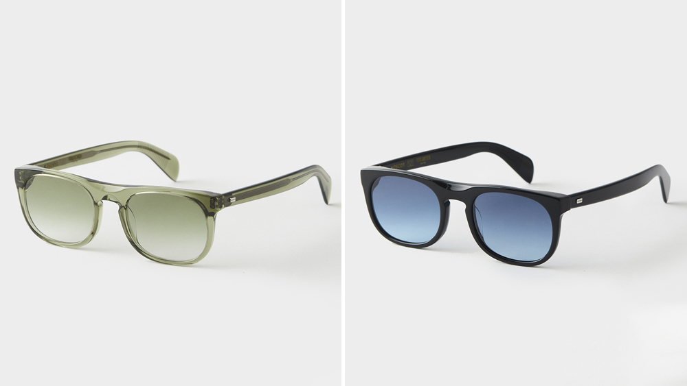 Todd Snyder x Moscot