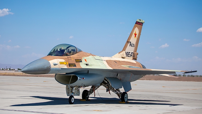 Top Aces F16