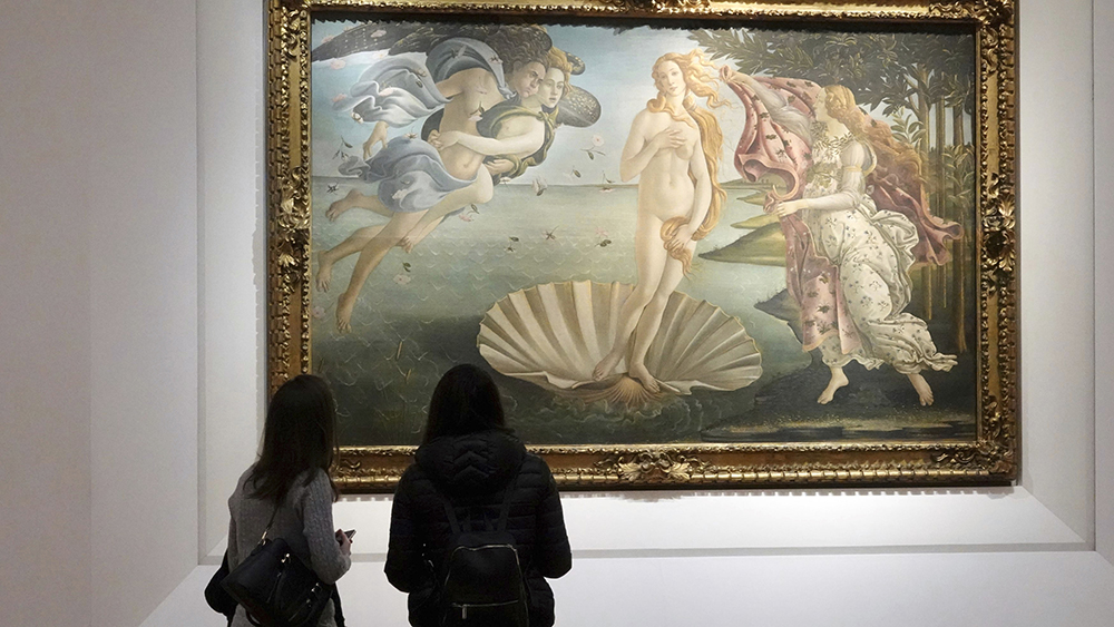 After Selling a Michelangelo NFT for $170,000, The Uffizi Gallery Is Digitally Minting Its Masterpieces
