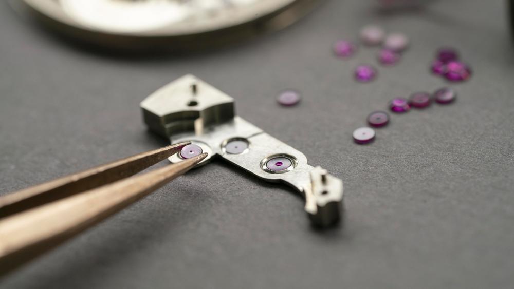 Vacheron Constantin Vintage Ruby Jewel Bearings