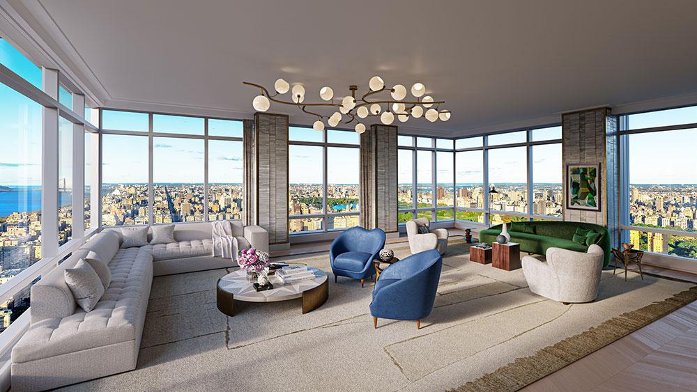 200 Amsterdam, New York, Upper West Side, Real Estate