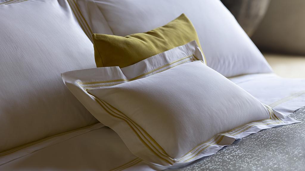 Best Luxury Sheets: Matouk Allegro Sheets