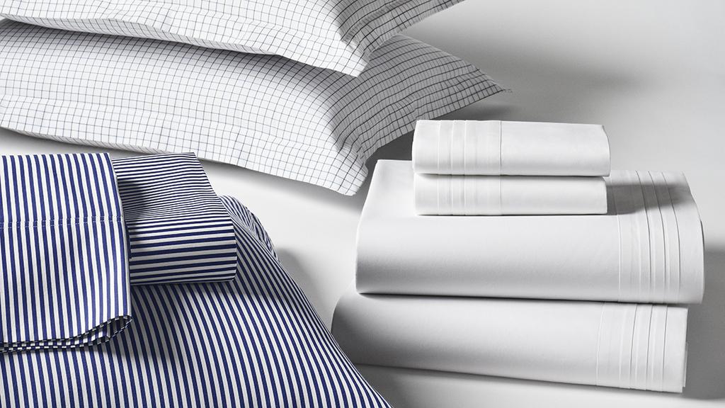 Best Luxury Sheets: Ralph Lauren Shirting Sheets