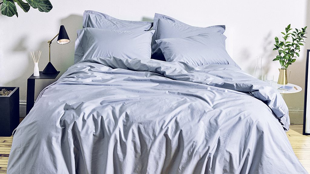 Best Luxury Sheets: Snowe Percale Sheets