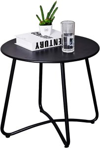 CaiFang Patio Side Table