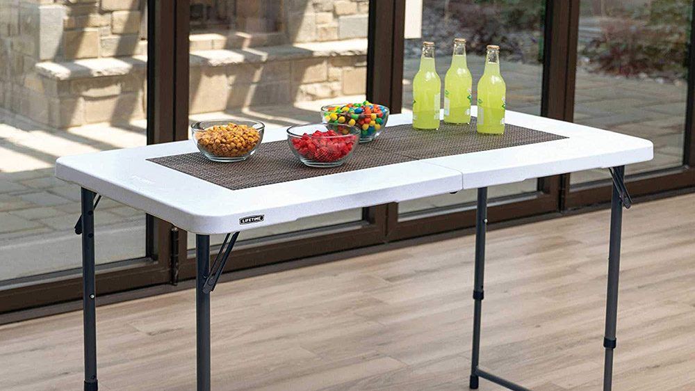 The Best Folding Utility Tables on Amazon