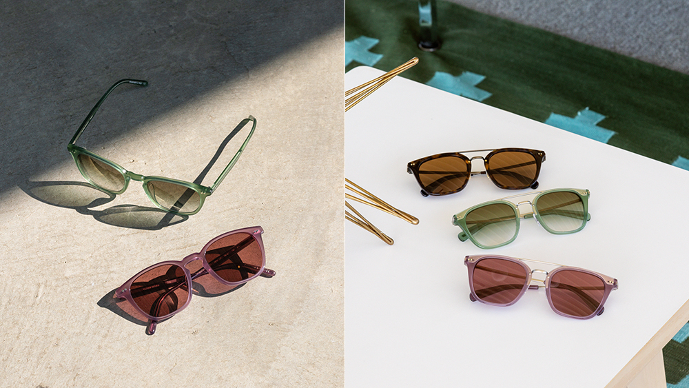 Frere x Oliver Peoples Eyewear Collaboration
