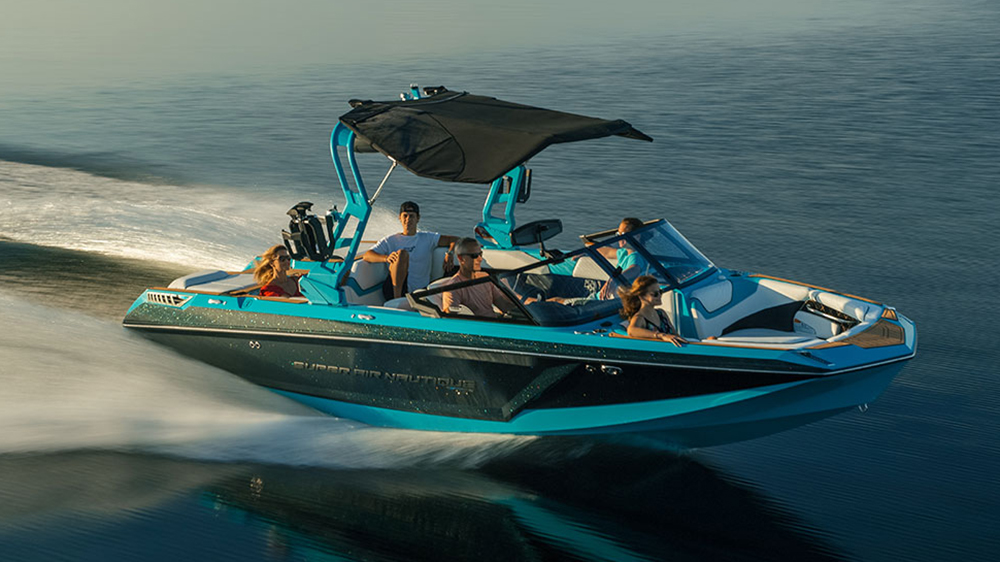 Nautique Boat Company and Ingenuity Electric Super Air Nautique GS22E