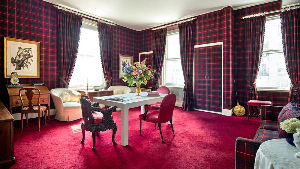 Harry Winston apartment