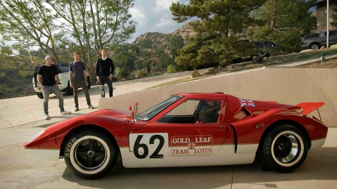 Radford's first car will be based on the Lotus Type 62 race car